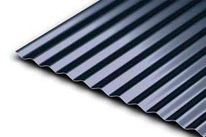 Telha de Ferro Galvanizado
